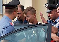 arresto rapinatori presunti assassini di Anatolij Korol supermercato di castello di cisterna <br /> Gianluca Ianuale