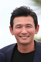 CANNES, FRANCE - MAY 11: Jung-min Hwang attends the 'The Spy Gone North (Gongjak)' Photocall during the 71st annual Cannes Film Festival at Palais des Festivals on May 11, 2018 in Cannes, France. <br /> CAP/GOL<br /> &copy;GOL/Capital Pictures