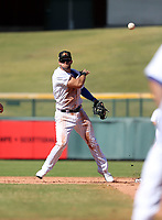 David Bote - Mesa Solar Sox - 2017 Arizona Fall League (Bill Mitchell)