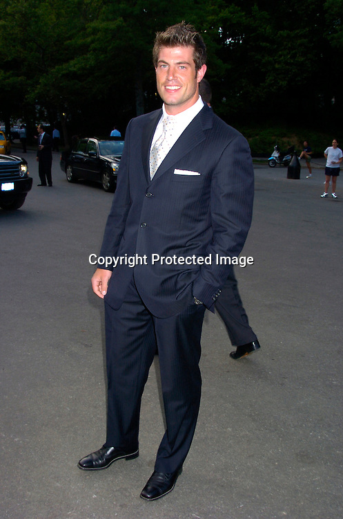 Jesse Palmer ..at the Fresh Air Fund Salute to American Heroes on June 3, 2004 at The Tavern on the Green. Photo by Robin Platzer, ..Twin Images