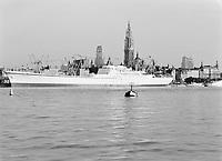 NS Savannah in Antwerpen