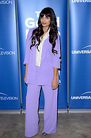 "LOS ANGELES - JUN 17:  Jameela Jamil at the ""The Good Place"" FYC Panel at the UCB Sunset Theater on June 17, 2019 in Los Angeles, CA"