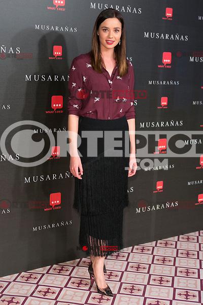 "Dafne Fernandez attend the Premiere of the movie ""Musaranas"" in Madrid, Spain. December 17, 2014. (ALTERPHOTOS/Carlos Dafonte) /NortePhoto /NortePhoto.com"