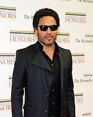 Lenny Kravitz arrives for the formal Artist's Dinner honoring the recipients of the 2012 Kennedy Center Honors hosted by United States Secretary of State Hillary Rodham Clinton at the U.S. Department of State in Washington, D.C. on Saturday, December 1, 2012. The 2012 honorees are Buddy Guy, actor Dustin Hoffman, late-night host David Letterman, dancer Natalia Makarova, and the British rock band Led Zeppelin (Robert Plant, Jimmy Page, and John Paul Jones)..Credit: Ron Sachs / CNP