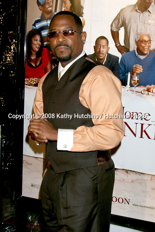 "Martin Lawrence.""Welcome Home Roscoe Jenkins"" World Premiere.Grauman's Chinese Theater.Los Angeles, CA.January 28, 2008.©2008 Kathy Hutchins / Hutchins Photo...."
