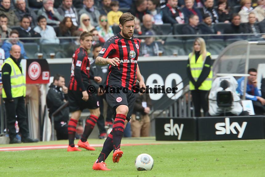 Marco Russ (Eintracht) - Eintracht Frankfurt vs. Bayer Leverkusen, Commerzbank Arena