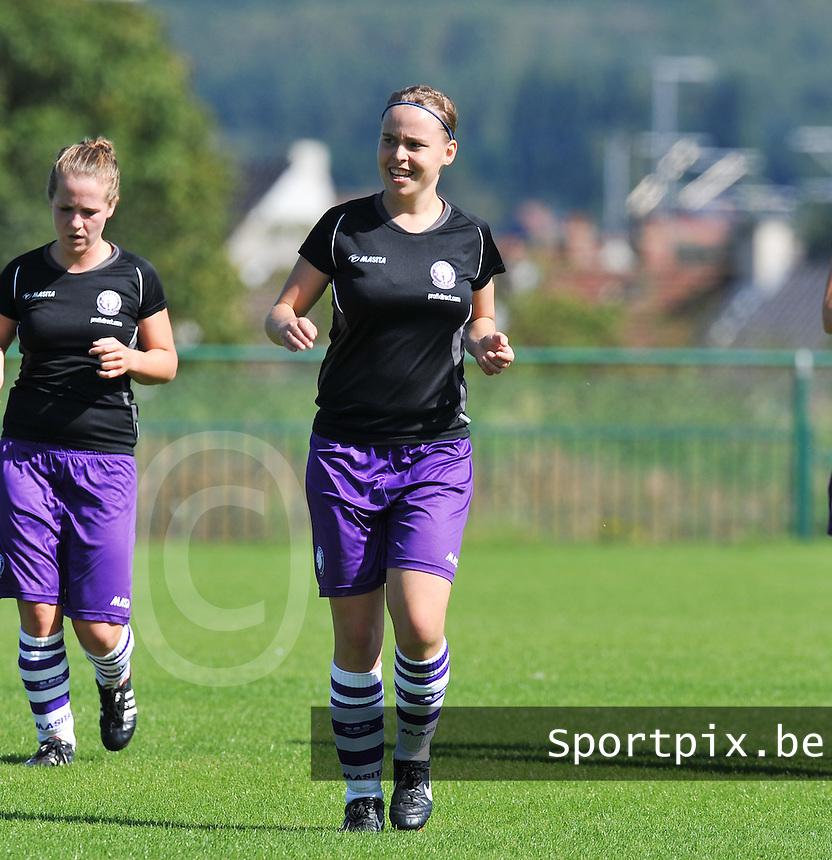 Beerschot AC : Stefanie Van Broeck.foto DAVID CATRY /  Vrouwenteam.be.