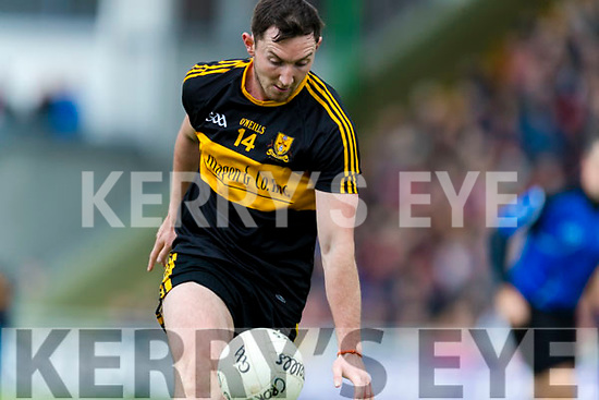 Daithí Casey Dr Crokes in action against  South Kerry in the Senior County Football Final in Austin Stack Park on Sunday