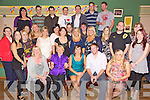 Party Time - Carol O'Brien from Tier Shanahan, Ballyheigue, seated centre having a wonderful time with friends and family at her 30th birthday party held in The Ballyheigue Castle Golf Club on Saturday night................................................................................................................................................................................................................................................................................................ ............