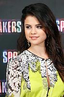Selena Gomez attends 'Spring Breakers' photocall at Villamagna Hotel in Madrid. February 21, 2013. (ALTERPHOTOS/Caro Marin) /NortePhoto