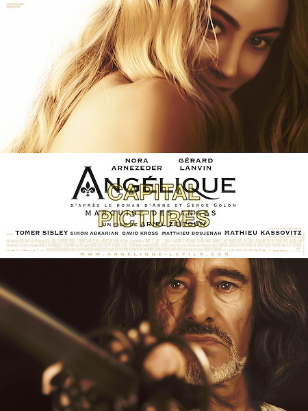 POSTER ART<br /> in Angelique (2013)<br /> *Filmstill - Editorial Use Only*<br /> CAP/NFS<br /> Image supplied by Capital Pictures