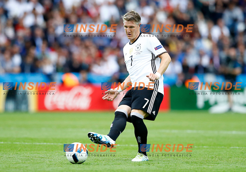 Bastian Schweinsteiger Germany<br /> Paris 21-06-2016 Parc des Princes Football Euro2016 Northern Ireland - Germany  / Irlanda del Nord - Germania Group Stage Group C. Foto Matteo Ciambelli / Insidefoto