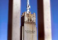 - Torino, commemorative stone in the Fiat Mirafiori plant<br /> <br /> - Torino, cippo commemorativo all'interno dello stabilimento FIAT Mirafiori
