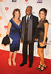 LOS ANGELES, CA. - January 29: Booker T. Jones (C) arrives at the 2010 MusiCares Person Of The Year Tribute To Neil Young at the Los Angeles Convention Center on January 29, 2010 in Los Angeles, California.