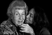 Vicki Nager acted as a full time caretaker for her mother Rhoda Levine from late 2004 though 2007. Rhoda suffered from Alzheimer's Disease and had to move in with her daughter as she was unable to care for herself.