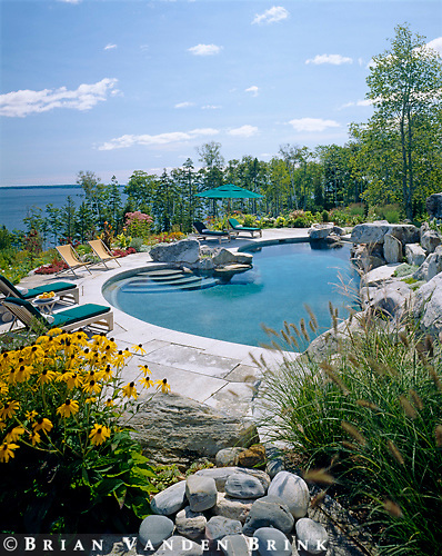 Design: George Workman, Landscape Architect