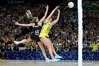 2019 International Netball Australia v New Zealand Oct 20th
