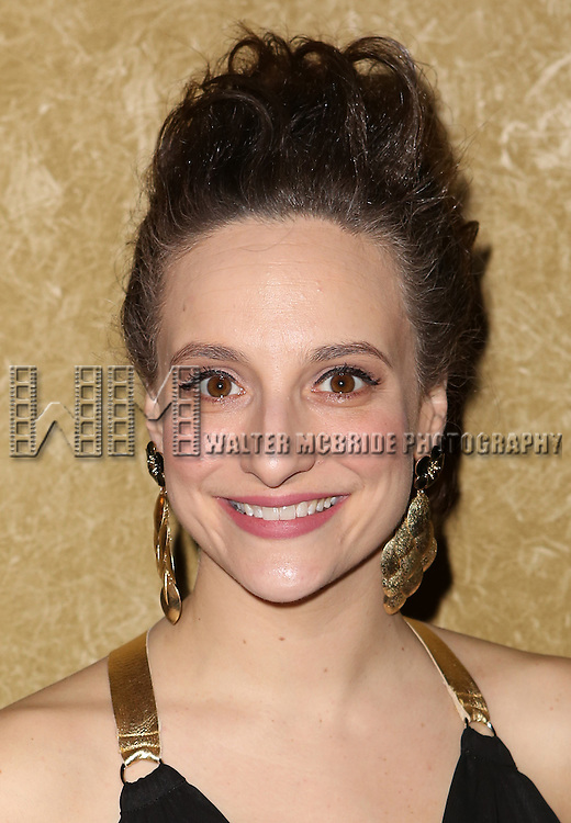 Tracee Chimo attends the Broadway Opening Night press reception for 'The Heidi Chronicles'  at The Music Box Theatre on March 19, 2015 in New York City.