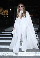 DEC 11 Jennifer Lopez Seen In NYC