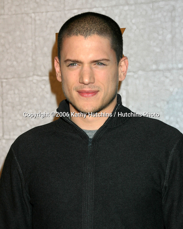Wentworth Miller.Prison Break Wrap Party.Twentieth Century Fox Lot.Los Angeles, CA.April 27, 2006.©2006 Kathy Hutchins / Hutchins Photo..