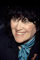 Montreal (Qc) CANADA,November 1995 File Photo -<br /> award-winning author Marie-Claire Blais<br /> <br /> photo : (c) images Distribution
