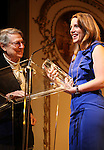 John Cullum & Jessie Mueller.during the 68th Annual Theatre World Awards at the Belasco Theatre  in New York City on June 5, 2012.