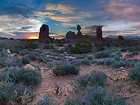 *Arches National Park, Utah