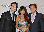 BEVERLY HILLS, CA - SEPTEMBER 28: Chris Mann, Roma Downey and Mark Burnett attend Operation Smile's 30th Anniversary Smile Gala - Arrivals at The Beverly Hilton Hotel on September 28, 2012 in Beverly Hills, California.