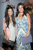 """WEST HOLLYWOOD - JUN 15: Guests at the """"At Home with the Zierings"""" Blog Launch Party at Au Fudge on June 15, 2016 in West Hollywood, California"""