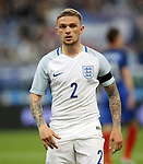 England's Kieran Trippier in action during the Friendly match at Stade De France Stadium, Paris Picture date 13th June 2017. Picture credit should read: David Klein/Sportimage