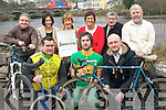 Plans are underway to celebrate the Year of the Gathering in Killorglin with a number of events planned over the Easter weekend to start the festivities. .Front L-R Rory McGillicuddy, Stephen O'Donoghue and Cian Evans. .Back L-R Jay Scully, Cliodhna Foley, Kay Woods, Elaine Griffin, Donal Mangan and Johnny Porridge O'Connor.