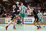 Stockholm 2014-10-22 Handboll Elitserien Hammarby IF - IK S&auml;vehof :  <br /> Hammarbys Jonatan Wenell avslutat  mot m&aring;l under matchen mellan Hammarby IF och IK S&auml;vehof <br /> (Foto: Kenta J&ouml;nsson) Nyckelord:  Eriksdalshallen Hammarby HIF HeIF Bajen IK S&auml;vehof