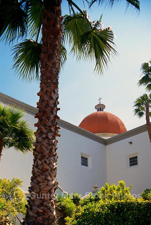 Mission Basilica San Juan Capistrano, San Juan Capistrano, California, USA - a Roman Catholic Church