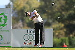 Alvaro Quiros (ESP) tees off on the 3rd tee during the Final Day Sunday of the Open de Andalucia de Golf at Parador Golf Club Malaga 27th March 2011. (Photo Eoin Clarke/Golffile 2011)