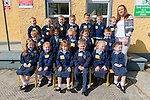 Gneeveguilla National School junior infants first day at school. Pictured Front L-R Sinead Murphy, Kelly O'Keeffe, Triona Hurly, Conor Lynch, Sophie Barrett and Ciara Murphy, Mid L-R Darragh Finnegan, Molly McCaffey, Ave Looney, Muireann Fenton and Jayden McSweeney, Back L-R Bruce Dorrill, Noah Looney, Tadhg Lawlor, Dean O'Riordan, James O'Brien, James O'Regan, Frank O'Leary and their teacher Mary O'Leary.
