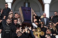 2018 11 04 Funeral of John Macris in Athens, Greece