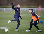 Kenny Miller and Danny Wilson