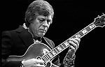 Mundell Lowe, 9/20/75, Monterey Jazz Festival, 17-16-15A. American jazz guitarist and composer. n the 1960s, Lowe composed music for films and television in New York City and Los Angeles. He has performed and/or recorded with Billie Holiday, Lester Young, Charlie Parker, Helen Humes, Roy Buchanan, Charles Mingus, Stan Getz, Doc Severinsen, Kai Winding, Sarah Vaughan, Carmen McRae, Benny Carter, Herb Ellis, Tal Farlow, Barry Manilow, André Previn, Kiri Te Kanawa, Tete Montoliu, Harry Belafonte and others.
