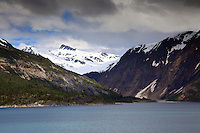 Glacier Bay mountains