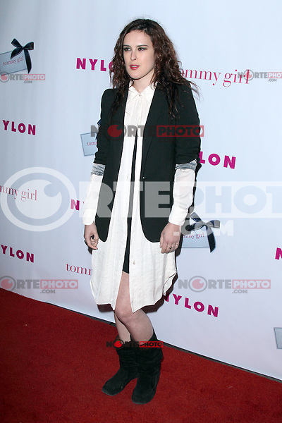Rumer Willis at the NYLON Magazine Annual May Young Hollywood Issue Party at Hollywood Roosevelt Hotel on May 9, 2012 in Hollywood, California. © mpi29/MediaPunch Inc.