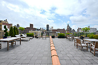 Roof Deck at 82 West 12th Street