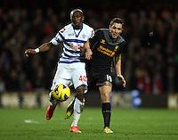 QPR v Liverpool 30-Dec-2012