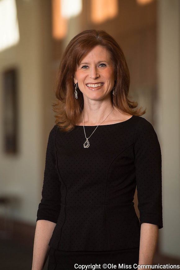 Nancy Maria Balach. Photo by Kevin Bain/Ole Miss Communications