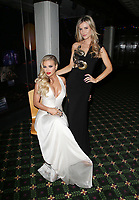 HOLLWOOD, CA - October 08: Carmen Electra, Joanna Krupa, At 4th Annual CineFashion Film Awards_Inside At On El Capitan Theatre In California on October 08, 2017. Credit: FayeS/MediaPunch