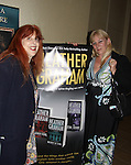 Designer Jane Elissa & Romance author Heather Graham at Romantic Times Booklovers Annual Convention 2011 - The Book Industry Event of the Year - April 6th to April 10th at the Westin Bonaventure, Los Angeles, California for readers, authors, booksellers, publishers, editors, agents and tomorrow's novelists - the aspiring writers. (Photo by Sue Coflin/Max Photos)