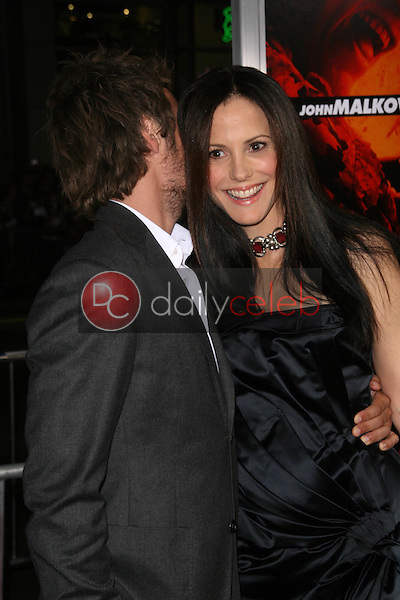 Charlie Mars and Mary-Louise Parker<br />