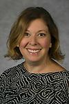 Alyssa Westring, Associate Professor, Management, Driehaus College of Business, DePaul University, is pictured in a studio portrait Sept. 21, 2017. (DePaul University/Jeff Carrion)