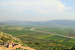 Ein Netofa in the Lower Galilee