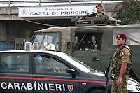Casal di Principe (CE) : Controlli di militari e forze dell'ordine per emergenza criminalità