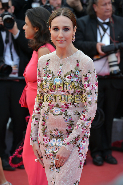 Elsa Zylberstein at the &acute;Money Monster` screening during The 69th Annual Cannes Film Festival on May 12, 2016 in Cannes, France.<br /> CAP/LAF<br /> &copy;Lafitte/Capital Pictures
